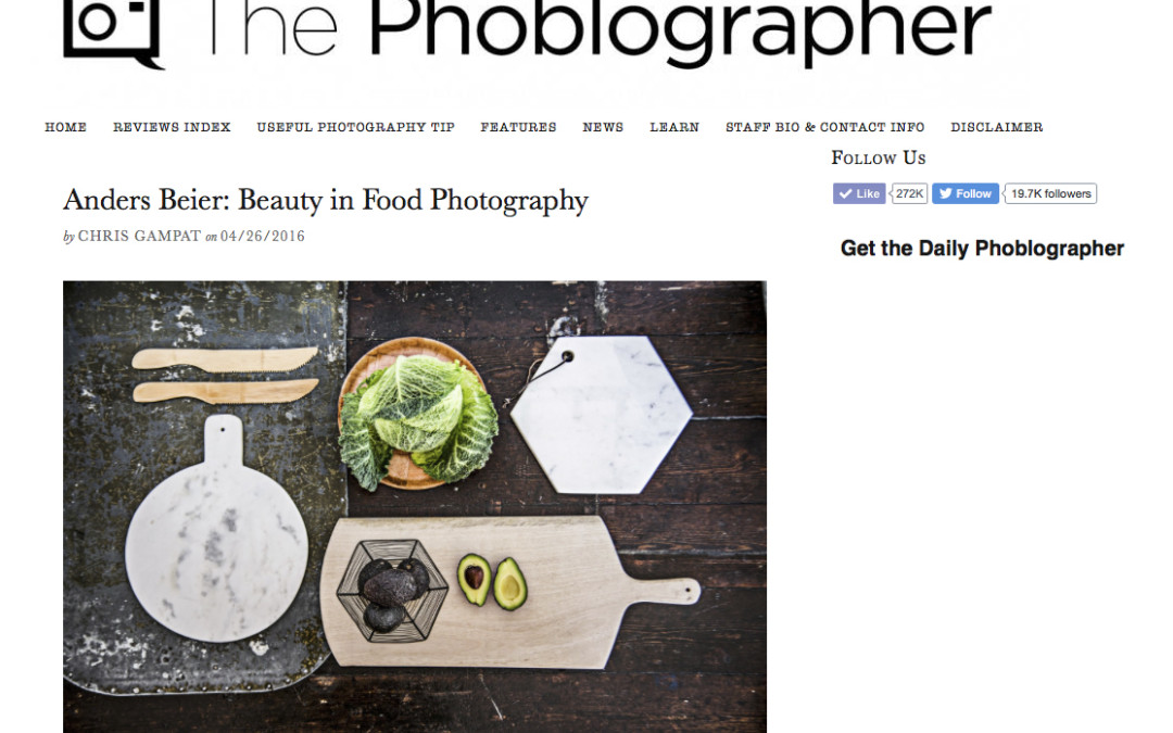 Featured at the phoblographer