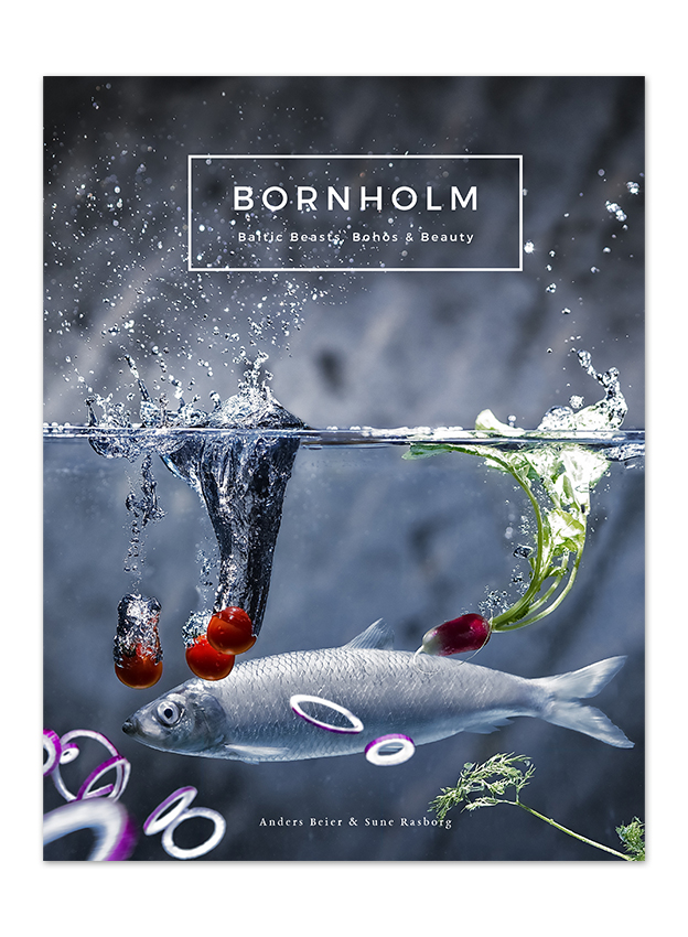 Bornholm - Beast, Beauty and Bohos frontcover by Anders Beier